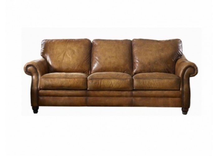 Paso Leather Sofa Set