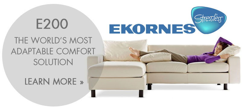 E200 Ekornes Sectional Promotion